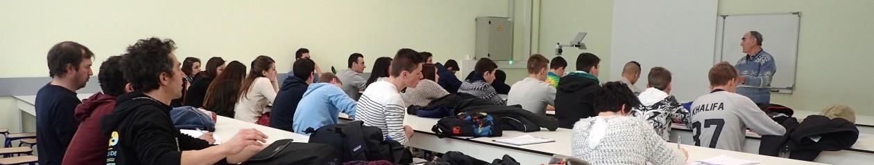 Lycée Emile PEYTAVIN  de Mende (Lozère)